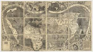 Old World Maps by Maps U2013 That U0027s How The Light Gets In