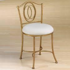 Bathroom Chair Stool Furniture Breathtaking Upholstered Vanity Stool With Vivacious