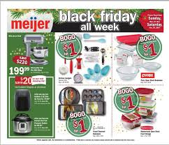meijer black friday 2017 ads and deals funtober