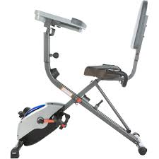 fit desk exercise bike exerpeutic workfit 1000 fully adjustable desk folding exercise