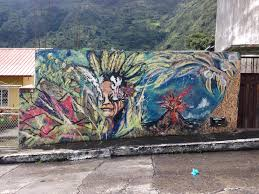 hand painted wall mural by artfx murals portland or the nature mercy tungurahua