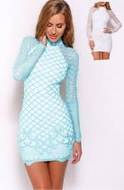 light blue long sleeve dress long sleeve dresses lovely lace pinterest sleeved dress blue