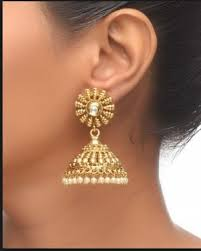 trendy gold earrings gold earrings add an essence of style and elegance to your look
