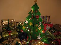 unusual artificial christmas trees 2014