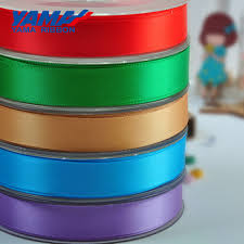 3 inch satin ribbon yama factory 1 inch 25mm colorful 3 inch 75mm 100 polyester