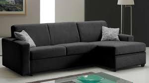 canapé d angle gris canapé d angle convertible réversible 3 places lit 140 cm en tissu