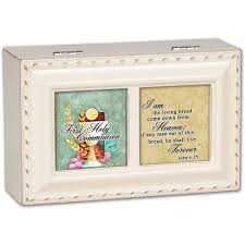 First Communion Jewelry Box Goldfingers Gifts