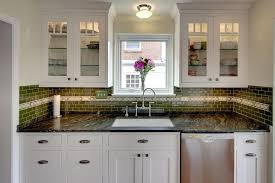Mission Style Cabinets Kitchen Dc Metro Mission Style Cabinets Kitchen Traditional With Hardware
