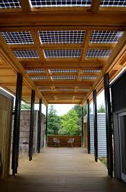 the solar homestead bifacial pv solar canopy