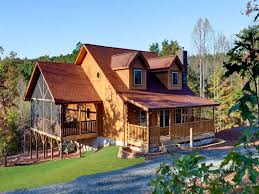 Wisconsin Log Homes Floor Plans by Blue Ridge Log Cabins