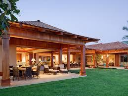 patio house plans open concept house plans home design inspiration