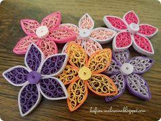 tutorial quilling flower quilling video tutorial teary loops flower tutorial youtube