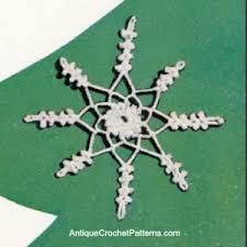 31 crochet snowflake ornaments allfreecrochet