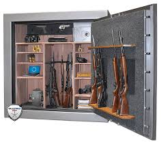 Gun Cabinet Specifications Custom Designed Gun Safes For Sale By Vault Pro Usa