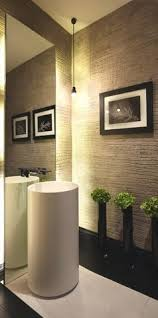 Award Winning Monochromatic Bathroom By Minosa Design by Top Mount And Freestanding Sinks Simplo By Antonio Lupi Balneum