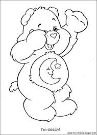 care bears coloring 122 crafty 80 u0027s care bears coloring