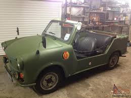 vw kubelwagen for sale trabant kubel military convertible wartburg ddr jeep vw thing part