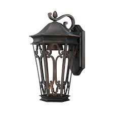 outdoor lighting fixtures san antonio 1 light outdoor wall lantern capital lighting fixture company