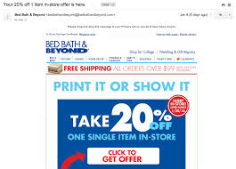 Bed Bath And Beyond Coupon Online Online Marketing Archives Searchforce