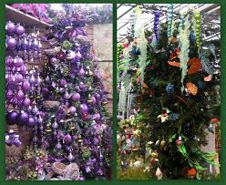 themed christmas 40 to 50 themed christmas trees and the women who choose them