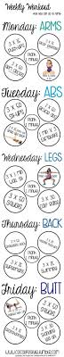 easy workout plans at home try this weekly workout plan when you need to lose weight fast it