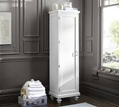 Bathroom Linen Storage by Bathroom Storage Pottery Barn