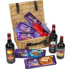 Beer Gift Basket Cadbury Chocolate Beer Gift Sets Cadbury Gifts Direct