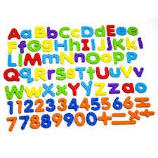 amazon com magnetic letters u0026 words toys u0026 games