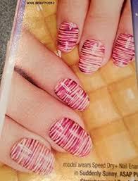 avon nail decoration fan brush
