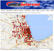 Red Light Camera Chicago Photo Enforced Washington Dc Wins The Photo Enforcement 2014