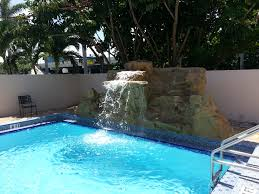 pool and patio design inc waterfall gallery pompano beach fl