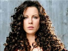 pictures of spiral perms on long hair types of spiral hairstyles