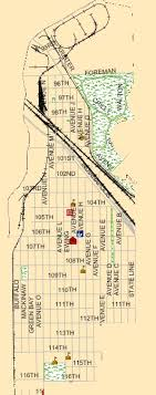 chicago map side east side chicago real estate homes for sale