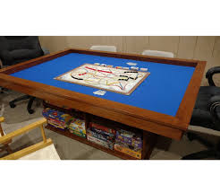 make your own gaming table with built in game storage 5 steps