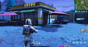 where to go to visit three taco shops in fortnite battle royale
