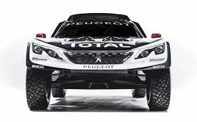 peugeot 3008 2017 black peugeot u0027s 2017 dakar entry looks angry the 3008 dkr