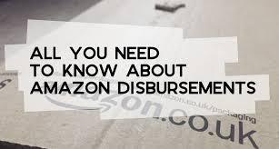 All You Need To Know by All You Need To Know About Amazon Disbursements Probably Busy
