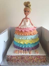 barbie cake with pretty dress mummy c u0027s cake pantry