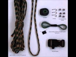 survival rope bracelet kit images Paracord bracelets with built in survival kit 550 cord bracelets jpg