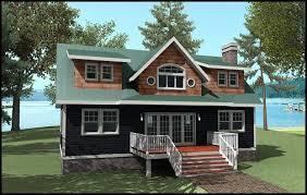 lakeside cottage house plans lake cottage designs construction and design building