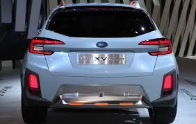 subaru crosstrek interior back 2018 subaru crosstrek xv hybrid msrp price interior mpg automigas
