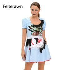 online get cheap zombie costume women halloween aliexpress com