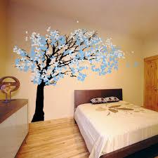 tree wall decal walmart cherry blossom tree blowing tree wall