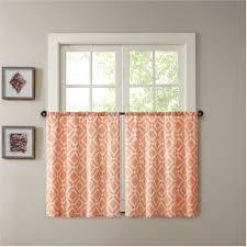 Curtains For Small Kitchen Windows Kitchen Fabulous Tan Kitchen Curtains Brown Drapes Unique