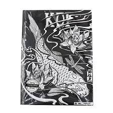 yuelong japanese tattoo designs books sketch magazine 11 5 u0027 u0027 tb