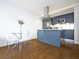 modern blue kitchen kitchen design white cabinets granite countertops contemporary