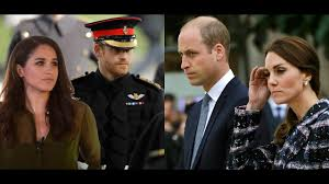 prince harry and meghan markle oust prince william and kate
