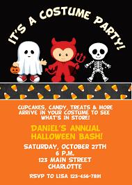 Halloween Card Invitation Halloween Costume Party Invitation Halloween Costume Birthday