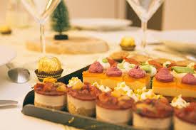 canap traiteur un menu de chef pour les fêtes avec traiteur de minou le