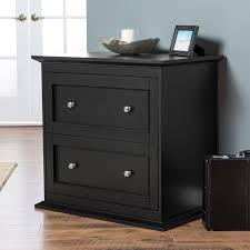 One Drawer Filing Cabinet by Furniture Wooden Two Drawer Lateral Filing Cabinets For Home